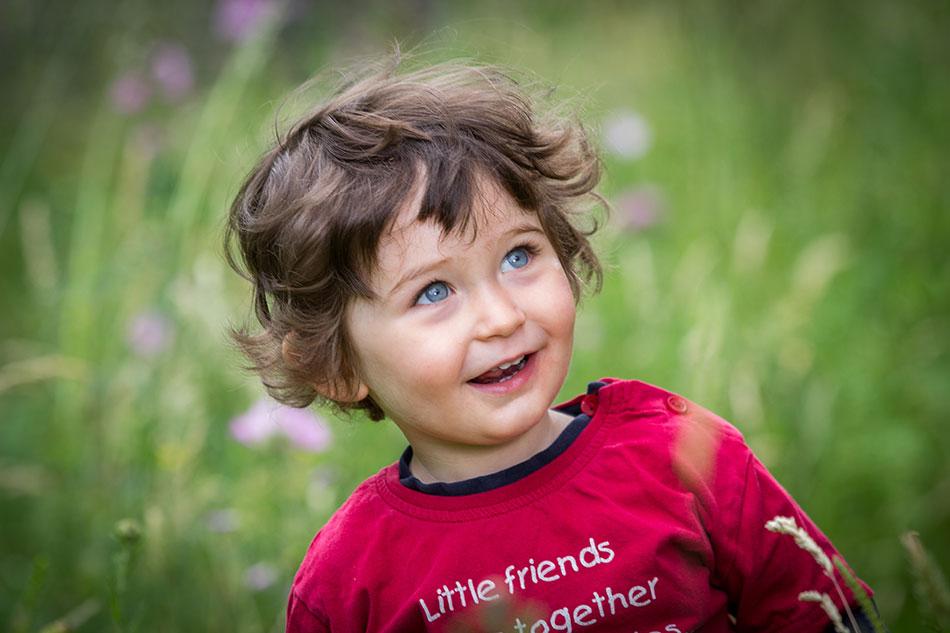 wunderschön natürliche Kindergartenfotos in Höxter